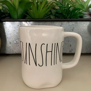 Rae Dunn Sunshine Mug